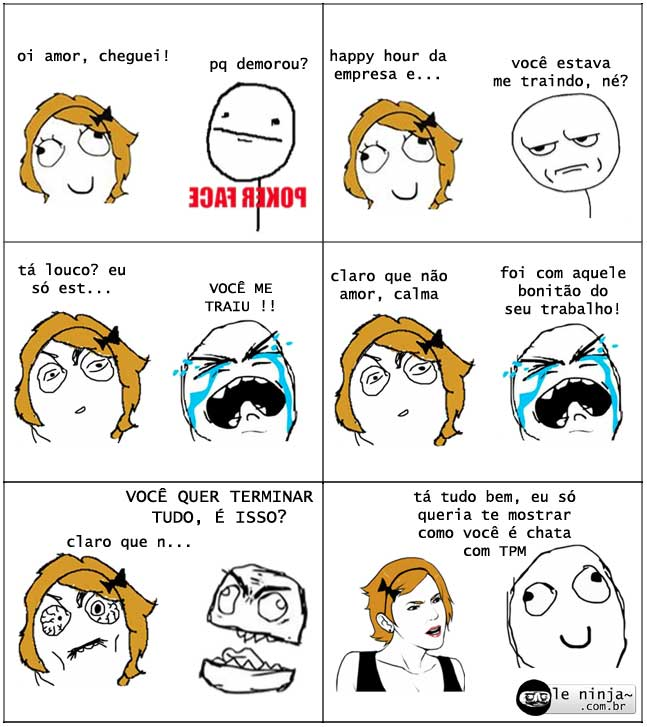 algumas historias em quadrinhos sobre os memes!